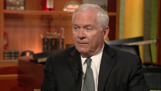 Robert Gates Shares His 'Passion for Leadership'