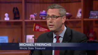 State Treasurer Frerichs Reacts to Credit Downgrade