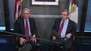 Sen. Mark Kirk Meets with Supreme Court Nominee