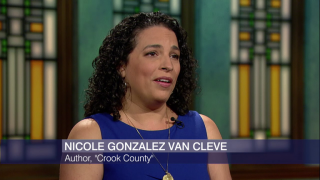New Book 'Crook County' Argues Court System Racially Biased