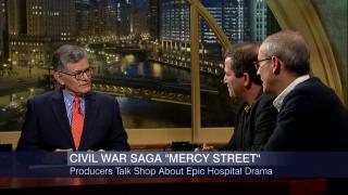 'Mercy Street' Pairs Drama with Civil War History