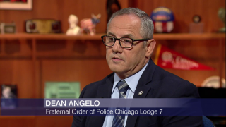 Police Union President on O'Neal Shooting, City Violence