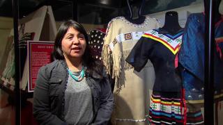 March 24, 2015 - Native American Fashion Sense