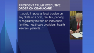 Trump's Day One Executive Order Begins Dismantling of ACA