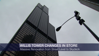 Blair Kamin Weighs in on $500M Willis Tower Renovation