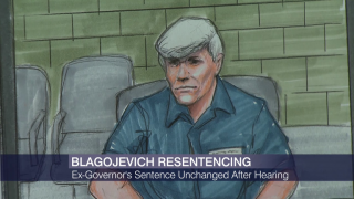 No Leniency for Rod Blagojevich, Judge Rules at Resentencing