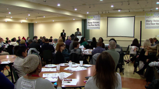 Communities Drive Effort to Consolidate Select Schools
