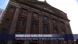 City, 'Secret Santa' Save Uptown Homeless Shelter