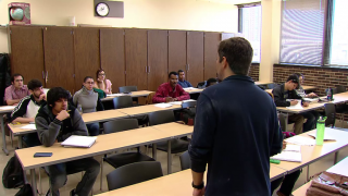 Adjunct Professors at City Colleges Want More from Employer
