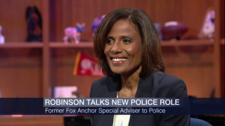 Robin Robinson on Her New Role at the Chicago Police