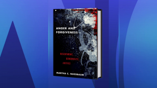 New Book Puts 'Anger and Forgiveness' Under the Microscope