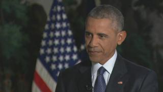 President Obama Joins Carol Marin for One-on-One Interview