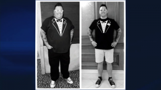 May 5, 2014-Talking Weight Loss with Chef Graham Elliot