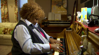 For Elsa Harris, Playing Music About Preaching the Gospel