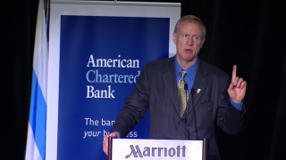 Gov. Rauner to Lawmakers: 'Please Come Back to Springfield'