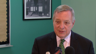 Dick Durbin Responds to Speculation He'll Run for Governor