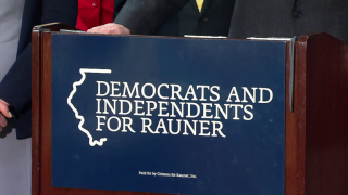 March 20, 2014 - High-Profile Democrats Support Rauner