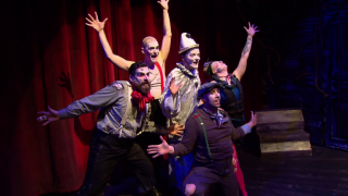 'Burning Bluebeard' Revives Story of 1903 Theater Fire
