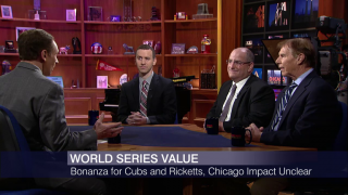 Cubs Historic Win Unlikely to Boost Broader City Economy
