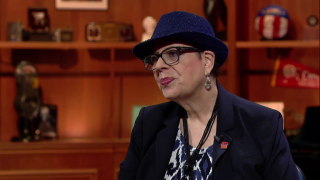 CTU President Karen Lewis on CPS Funding, 'Fake Fight'