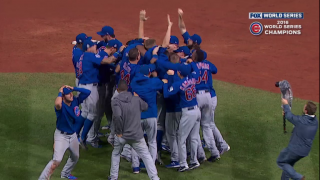 Cubs Grind Out Game 7 to Win World Series