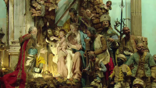 Revisiting a Rare Holiday Crèche at Art Institute of Chicago