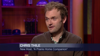 Chris Thile on 'A Prairie Home Companion,' Punch Brothers