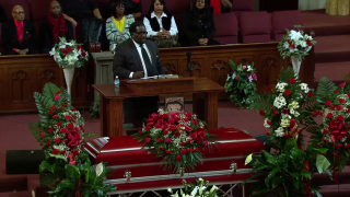 Funeral Held for Bettie Jones