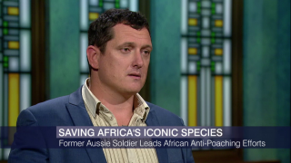 From Elite Soldier to Anti-Poaching Crusader