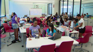 STEM Summer Camp Broadens Opportunities for Young Girls