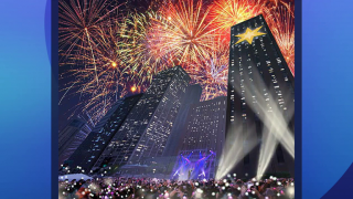 Chi-Town Rising on New Year's Eve Brings NYC to Chicago