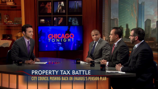 April 15, 2014 - Chicago Pensions and City Council