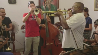 Chicago Composer Orbert Davis on Cuba, World-Premiere Work