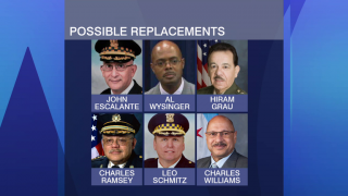 Names Emerge for Next Chicago Police Superintendent
