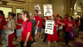 CTU, CPS Spar Over Funding, Labor Practice Charge