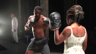 World Premiere 'Man in the Ring' More than a Boxing Story
