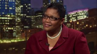 February 24, 2014 - Gary Mayor Karen Freeman-Wilson