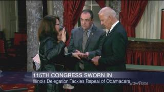 Illinois Delegation Split on Repeal of Obamacare