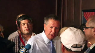 Ohio Gov. John Kasich Offers Different Republican Vision