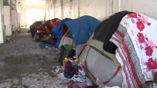 Bitter Cold Especially Challenging for Chronically Homeless
