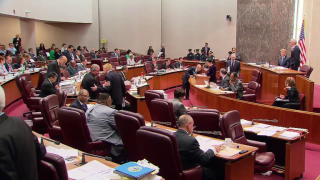 April 30, 2014 - Busy Day for City Council