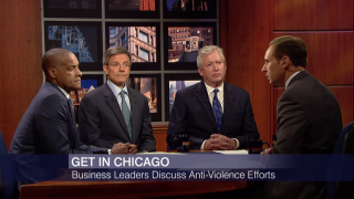 Business Leaders on Get In Chicago's Anti-Violence Efforts