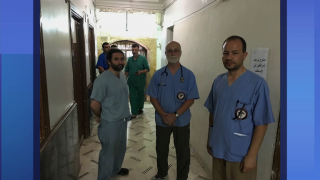 Area Doctors Recognized for Humanitarian Work in Aleppo