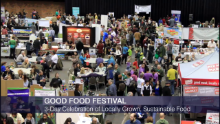 Good Food Fest Celebrates Locally Grown, Sustainable Food