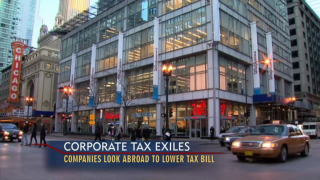 July 21, 2014-AbbVie Acquires Shire, Tax Breaks
