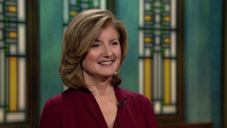 Arianna Huffington's Wake-Up Call Lead to 'Sleep Revolution'