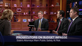 Budget Crisis Hurting Public Safety, State's Attorneys Say