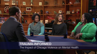 Mental Health Workers Tackle Unseen Effects of City Violence