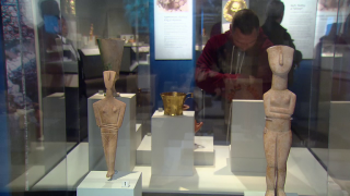 'The Greeks' Unearths Ancient Artifacts at Field Museum