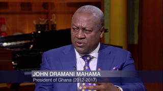 Former Ghanaian President on Democracy and Losing Power